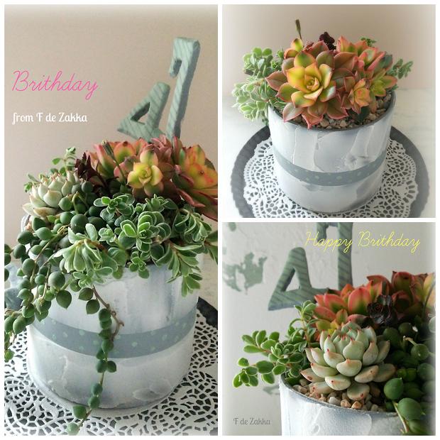 birthday cake collage 620