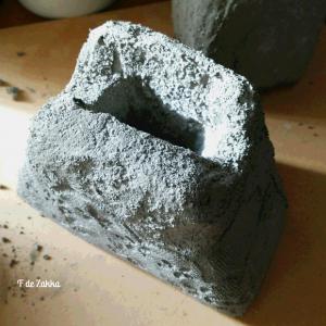 がま口植木鉢
